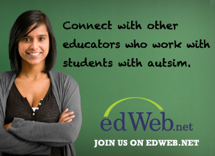Join Eden on edWeb